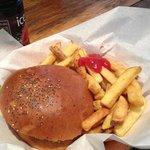 Un bon gros Burger