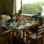 Frühstücks Raum