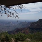 View from Grand Canyon Lodge