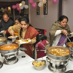 Guests enjoying our delicacies