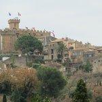 Le Haut de Cagnes Grimaldi Chateau