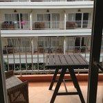 opposite balcony rooms