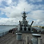 The Mighty Mo (Battleship Missouri)