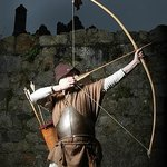 The Archer at Dalkey Castle