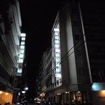 Just Off Hamra Street