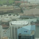OAKS GOLDSBOROUGH In distance veiwed from Sydney Westfield Tower in city centr