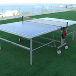 Rooftop Table Tennis