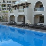 Pool for Private Suites