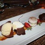 The dessert a must