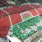 During the Derby Milan-Inter
