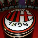 Milan dressing rooms