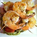 Linguini with Shrimp