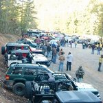 Midsouth Jeep Club Fall Run At Superlift