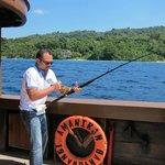 Fishing in Amanikan