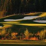 Sun Peaks Golf course