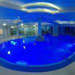 Swimming pool big and small
