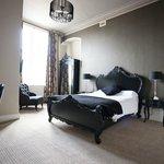 Invidual guest room