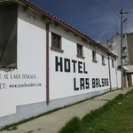 """The """"other"""" side of Las Balsas"""