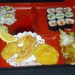 Roll Box Lunch Special $5.95