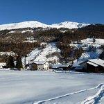 Fuldera, nahe Valchava
