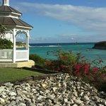 resort verandah