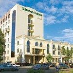 Гостиница Сулейман Палас