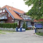 Misko namas entrance