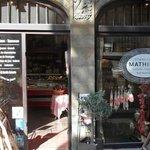 Restaurant MATHILDE, Vieux Lyon, France