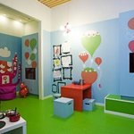 Sigge room, Childrens play area
