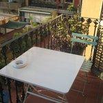 room 2011 balcony