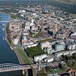Luchtfoto Arnhem