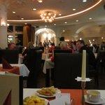Второй зал ресторана