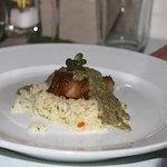 Pork Loin with Green Mole