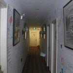Corridor (upper floor)