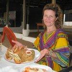 Fresh Grilled Lobster...yummm