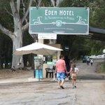 Ruinas Del Hotel Eden