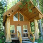 Your Private Cabin.