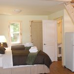 Twin Beds in Cabins.