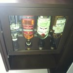 Personal Bar in your Room!