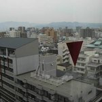 Kyoto from the room