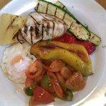 Verdure (veggie) breakfast
