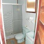 decent bathroom.