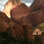 One View of Kolob Canyon