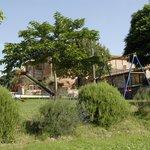 Giardini con giochi per bambini !