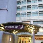 Premier Inn - Entrance