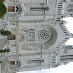 outside of basilica