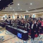 Malachite Showroom-meeting celebration
