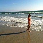 great beach for long walks