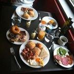 special breakfast!!!!!!!!!