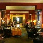 Café da manha  Le Palais